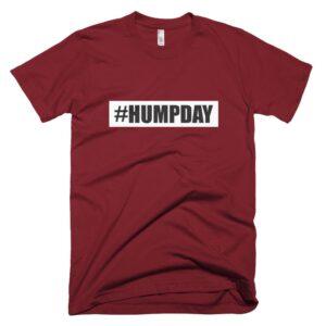 #Humpday Women's T-Shirt