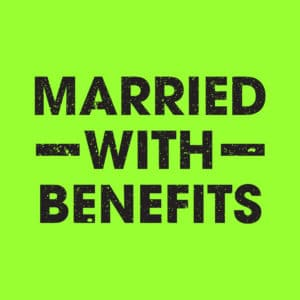 married with benefits tshirt