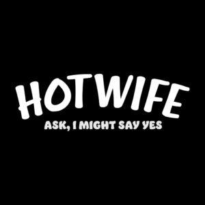 Women's Hot Wife Short Sleeve T-shirt