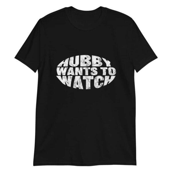 black hubby wants to watch women's lifestyle swingers shirt