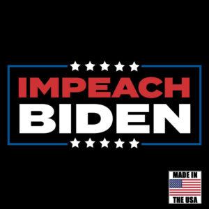 Impeach Biden T-shirt