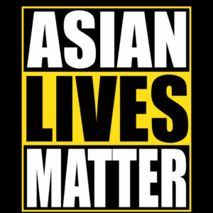 Asian Lives Matter Recycled T-shirt