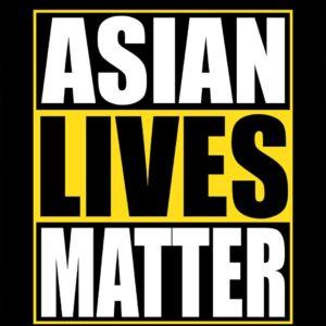 Asian lives matter t-shirt