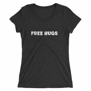 Women's Free Hugs t-shirt