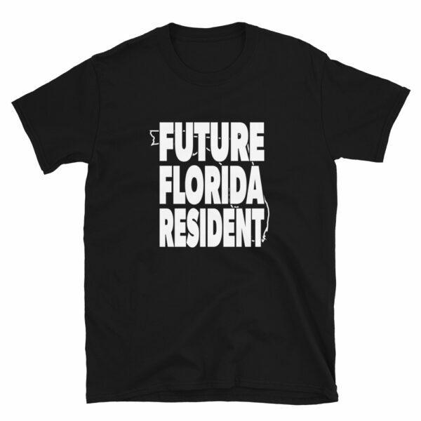 Black Future Florida Resident T-shirt