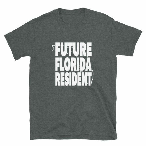 Heather Future Florida Resident T-shirt