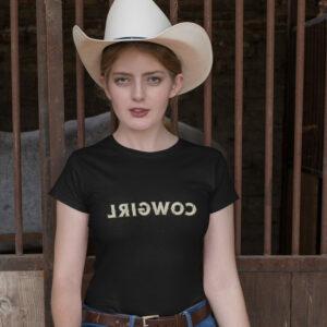Women's Reverse Cowgirl T-Shirt