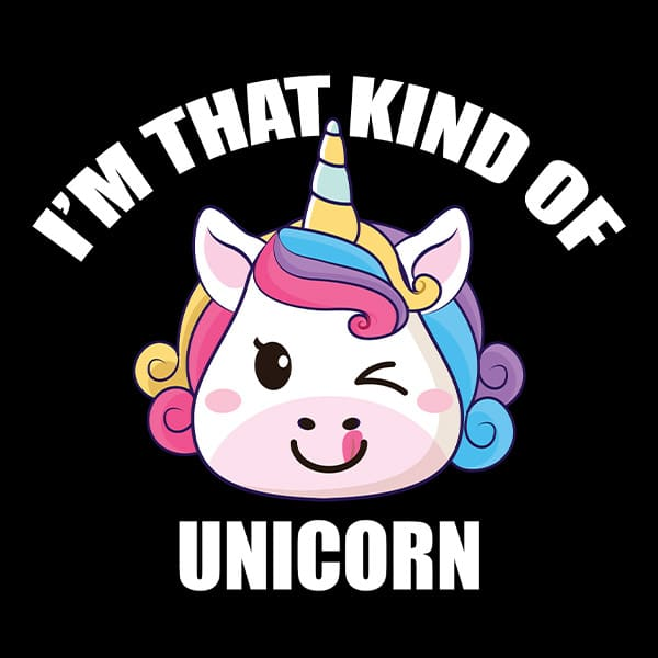 I'm that kind of unicorn swingers threesome party